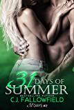 31 Days of Summer (English Edition)