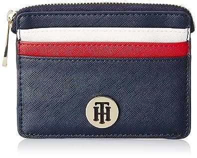 cb2ce0d509 Tommy Hilfiger Honey Cc Holder, Women's Credit Card Case, Blue (Corporate),