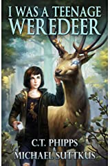 I Was a Teenage Weredeer (The Bright Falls Mysteries Book 1) Kindle Edition