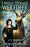 I Was a Teenage Weredeer (Bright Falls Mysteries Series Book 1)