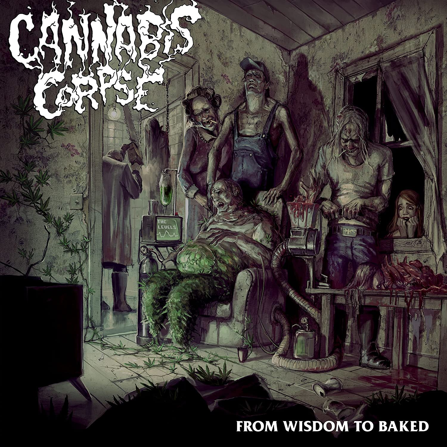 From Wisdom To Baked [Vinilo]