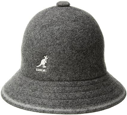 Kangol K3181ST-Cappello alla Pescatora Uomo Flannel off White Small 9aec44921f62
