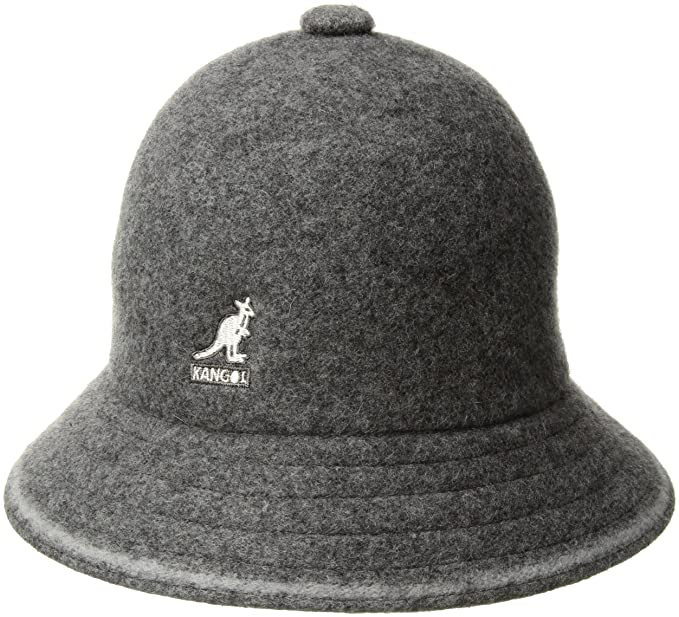 486f50168ecb4 Kangol Men s Stripe Casual Bucket Hat  Amazon.co.uk  Clothing