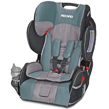 Recaro Performance Sport Combination Harness To Booster Marine