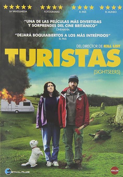 Turistas [DVD]: Amazon.es: Steve Oram, Alice Lowe, Sara ...