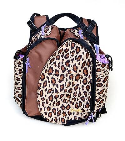 Amazon.com: BOOGALOO Leopard – Bolso cambiador: Baby