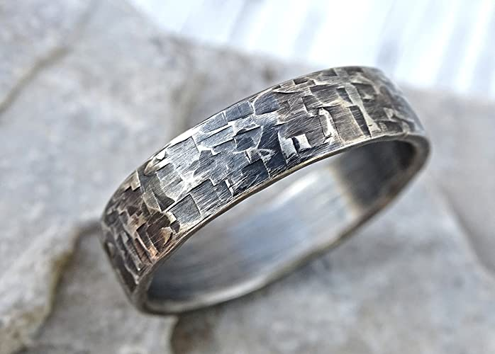 Amazon.com  viking mens ring silver 8675403e28