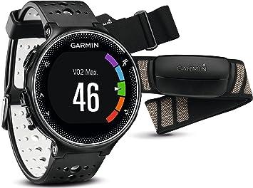Garmin Forerunner 230 Smartwatch - funciones inteligentes de ...
