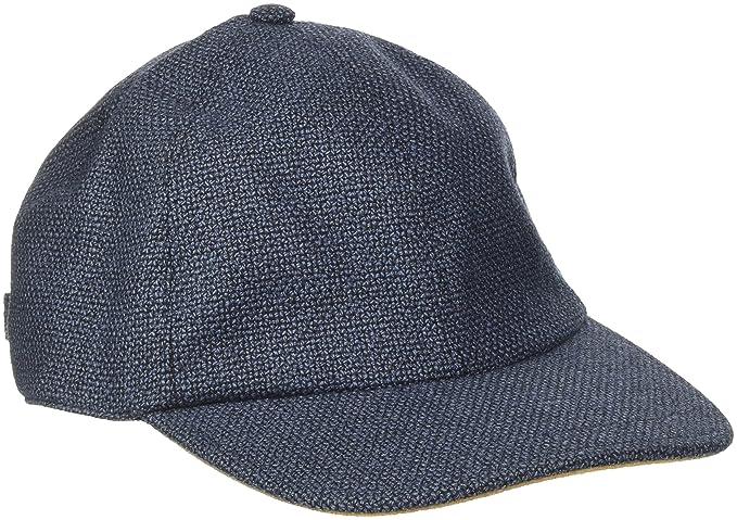 Mens N00461060386012 Baseball Cap, Blu (Blu Navy), 23.5 Harmont & Blaine
