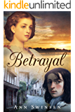 Betrayal (The Fenland Series Book 2)