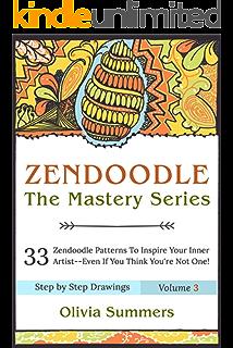 Zendoodle: 33 Zendoodle Patterns to Inspire Your Inner Artist--Even