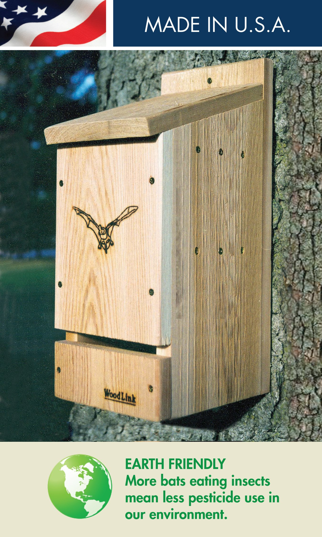 Woodlink BAT1 Cedar Bat Cottage by Woodlink (Image #2)