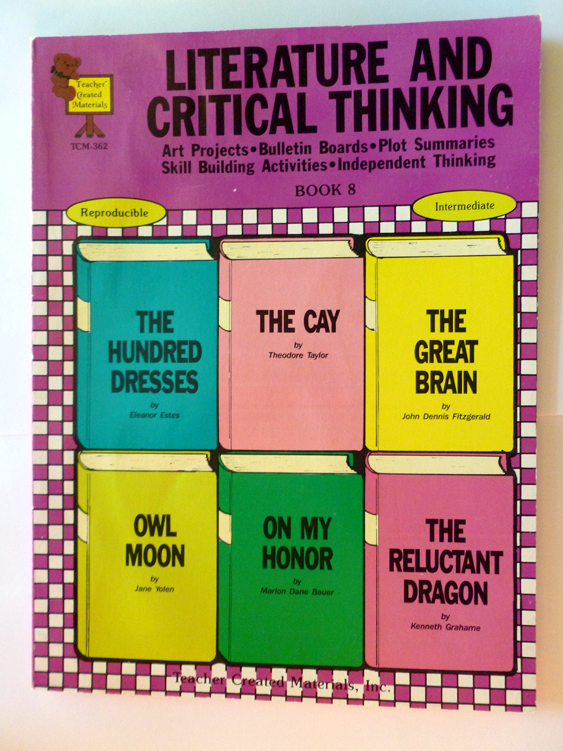 critical thinking in literature