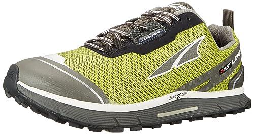 Altra - Zapatillas para Correr en Montaña para Mujer Verde Spring: Amazon.es: Zapatos y complementos