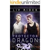Protector Dragon: MM Shifter Romance (Lewiston Dragons Book 1)