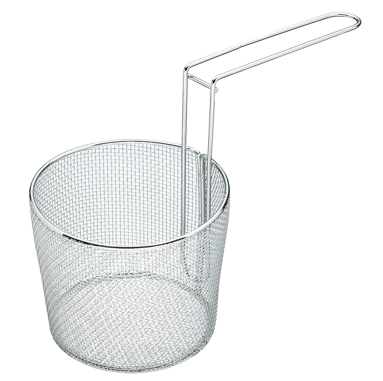 KitchenCraft Stainless Steel Blanching Basket, 16 cm (6.5