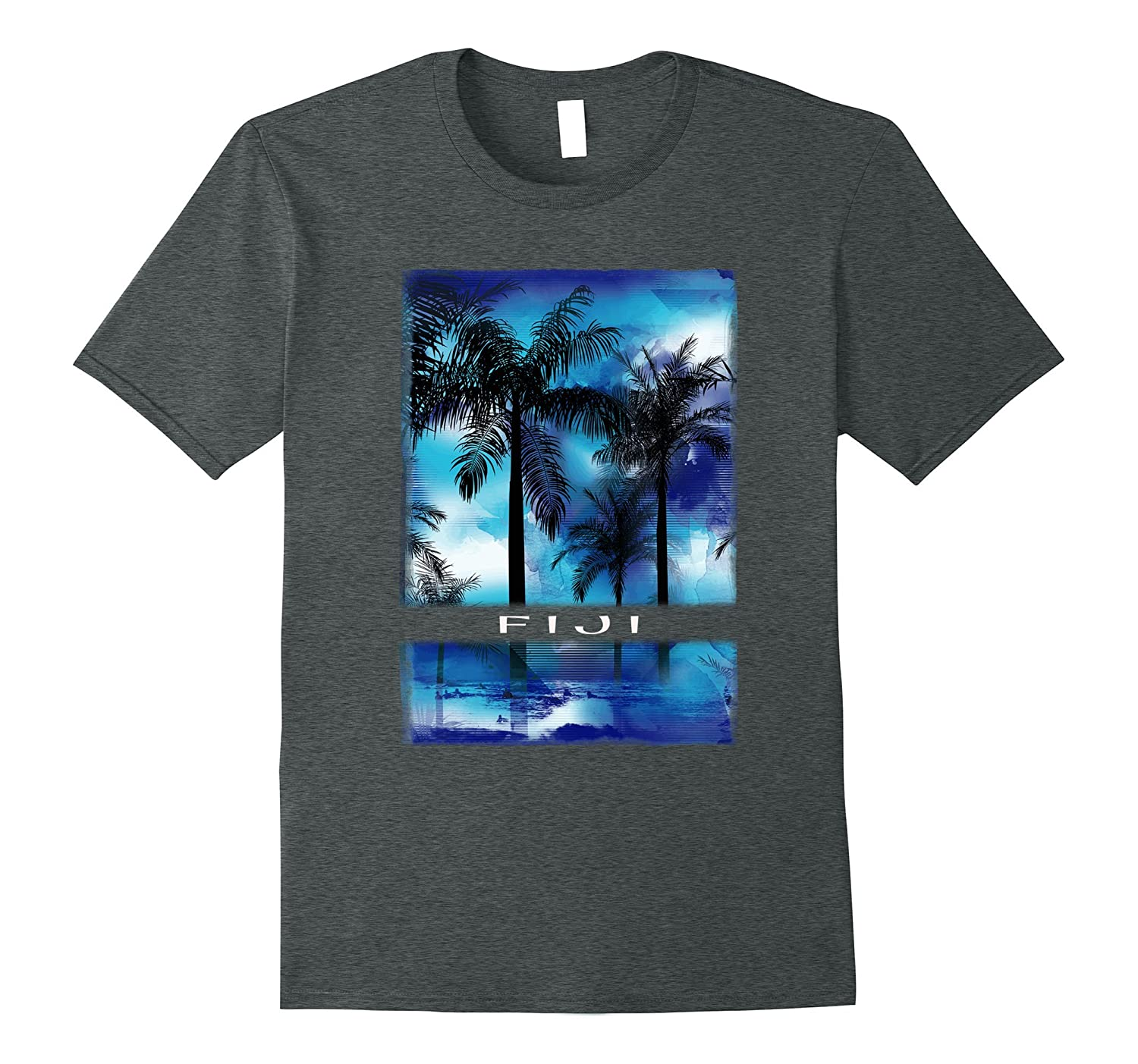 Fiji T Shirt Clothes Adult Teen Kids Apparel Clothing Cool-ANZ