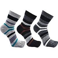 Calcetines de 3 Dedos para Hombres para Deportes