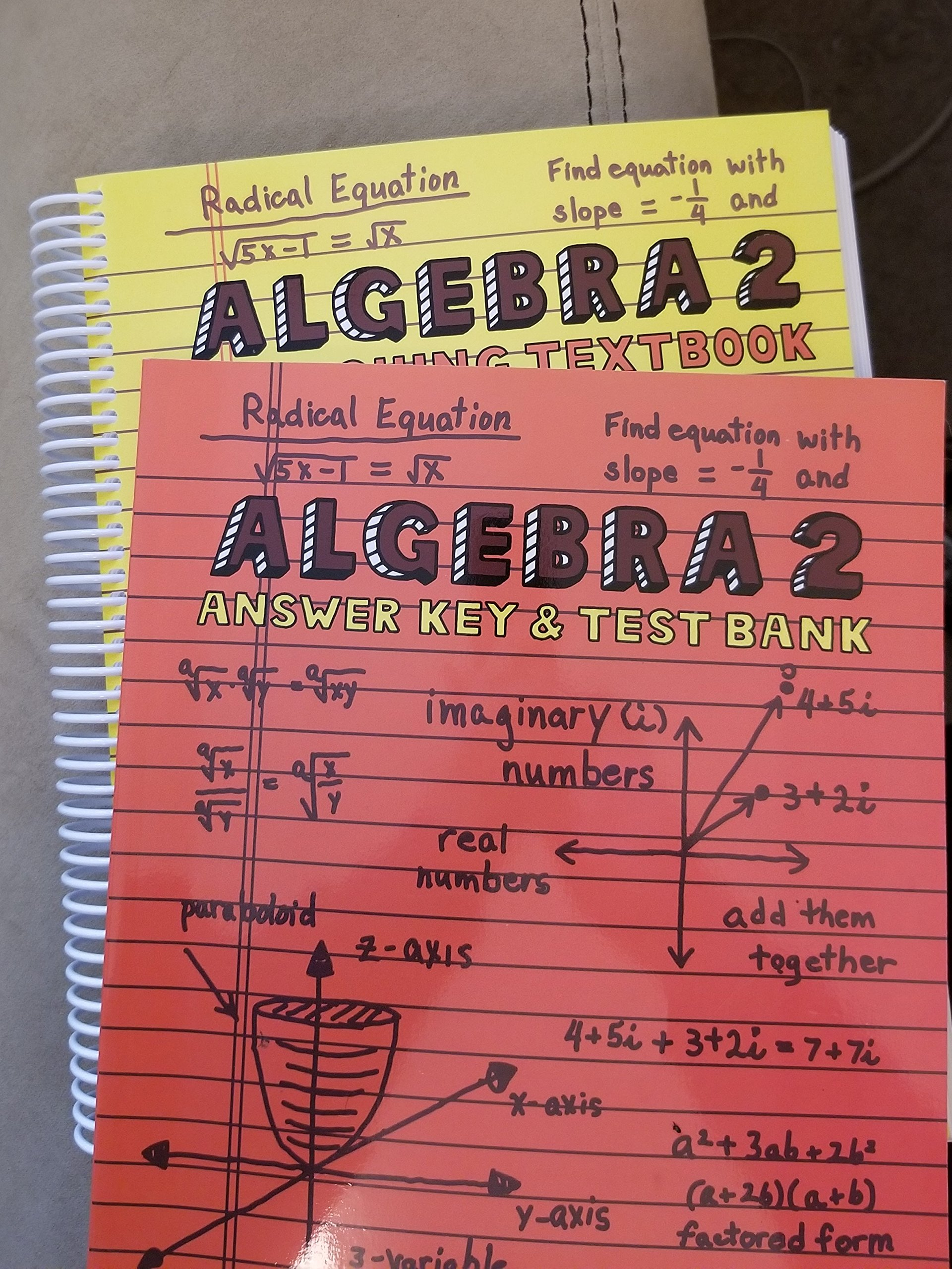 Algebra 2 A Teaching Textbooks Complete Curriculum: Greg