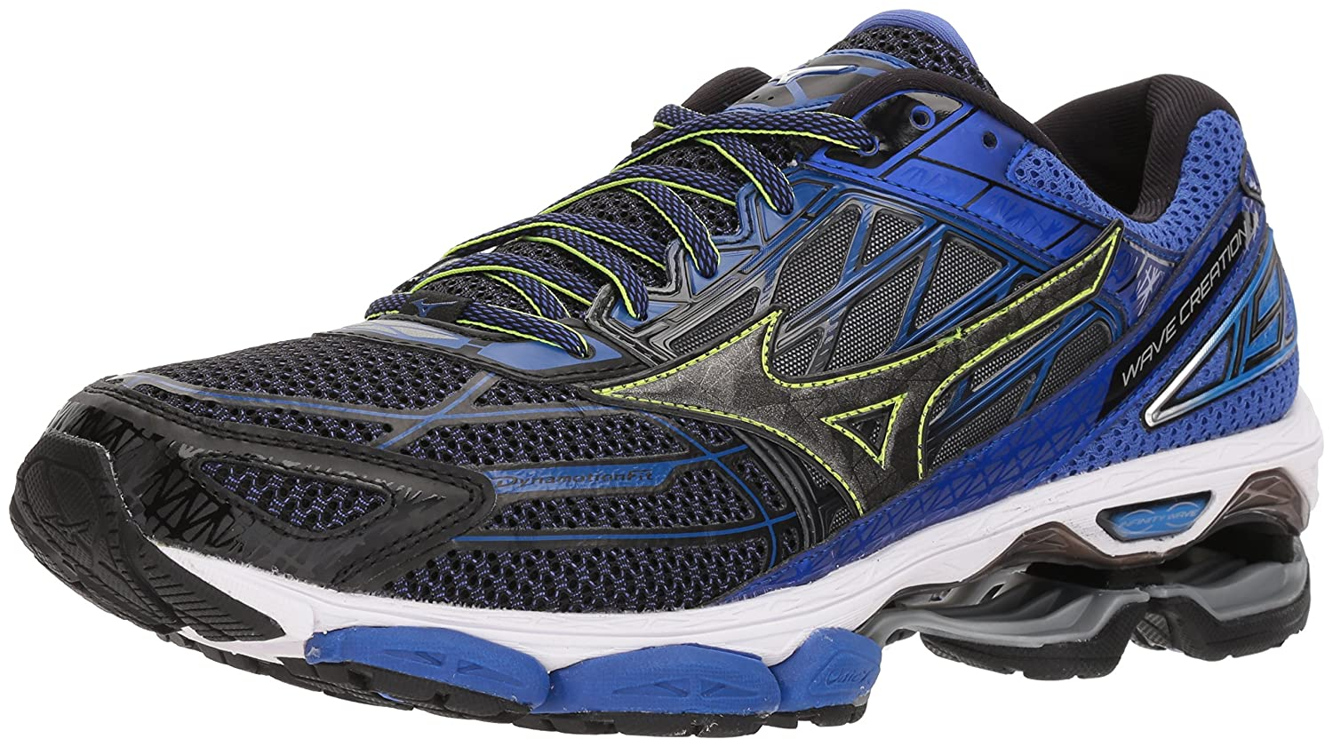 Mizuno Men's Wave Creation 19 Running Shoe B07119Z54R 11 D(M) US|Black