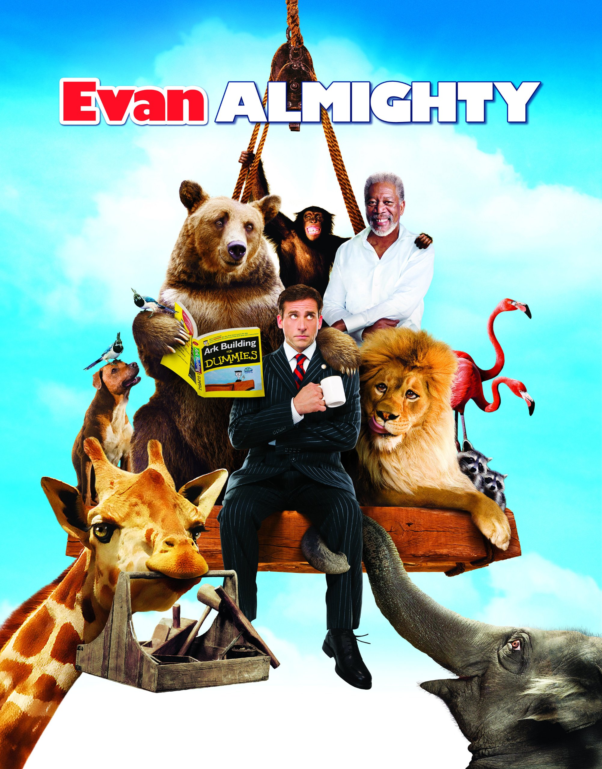 Amazoncom Watch Evan Almighty Prime Video