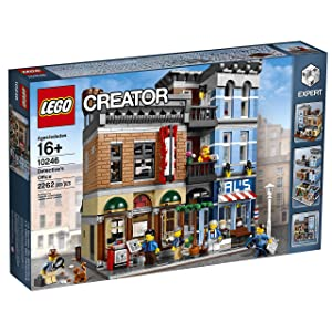 Best LEGO Creator Expert Detective's Office sets for girls