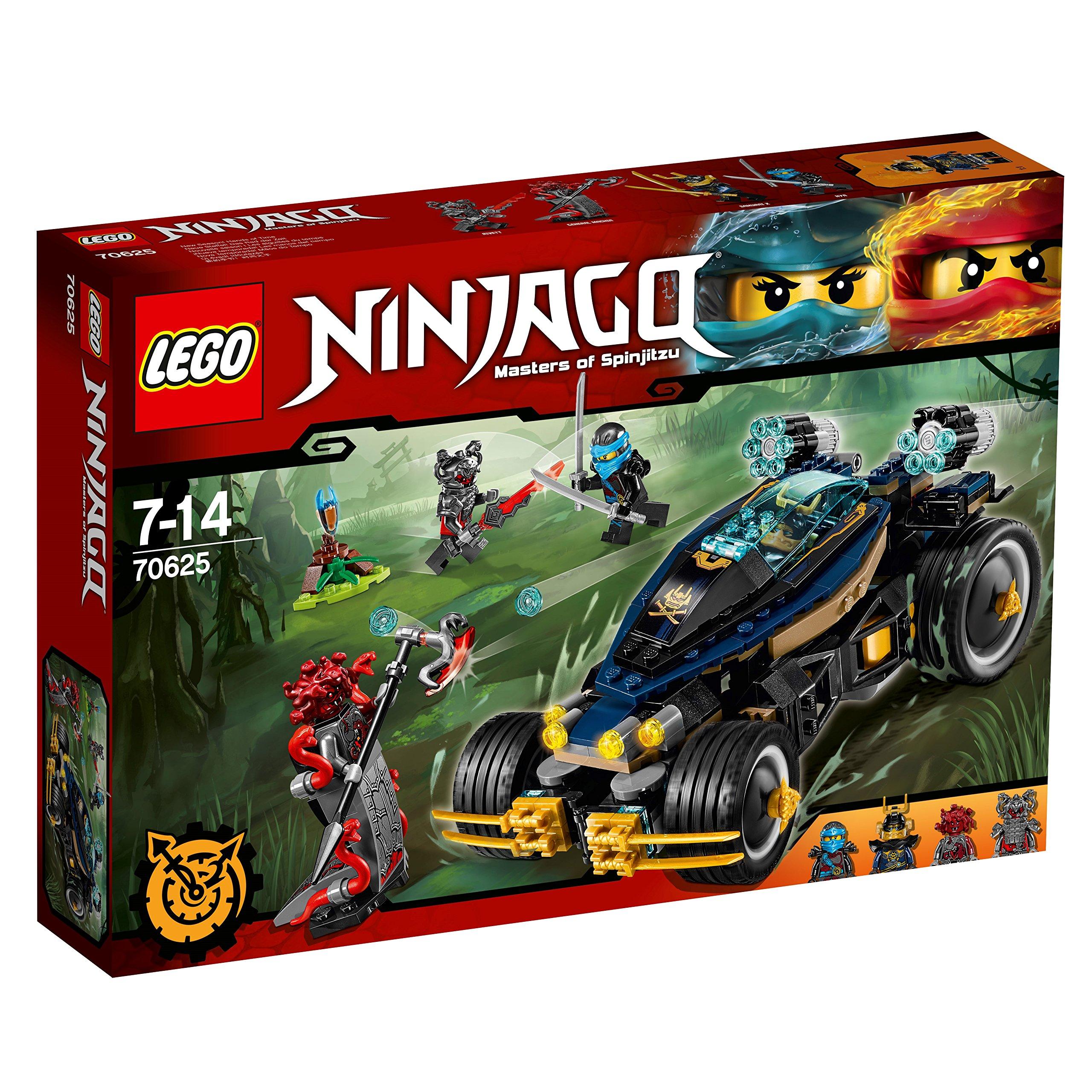 LEGO Ninja Go: Amazon.de