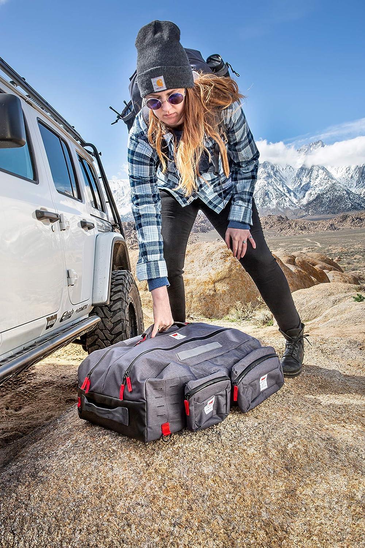 24 Length Roll Cage//Bar Storage Bag WARN 102860 Epic Trail Gear