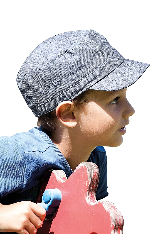dbef56dbd43ce K-up - Casquette Enfant Style Cuba: Amazon.fr: Vêtements et accessoires