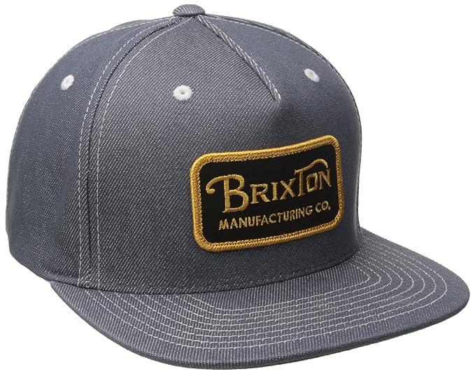 b6b3f7d79a1 Brixton Men s Grade Snapback