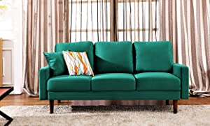 US Pride Furniture Sofas, Green