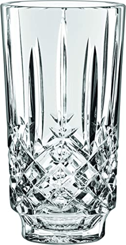 Marquis By Waterford Markham Collection 9 vase, 9 quot, Clear Crystalline