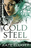 Cold Steel (The Spiritwalker Trilogy Book 3)