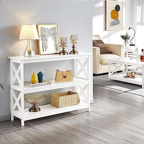 YAHEETECH Sofa Side End Side Table
