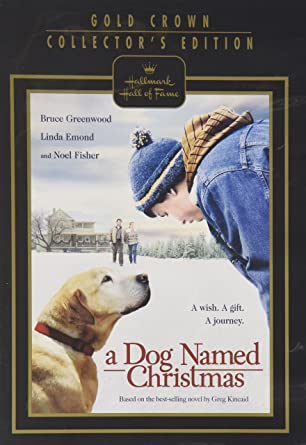 A Dog Named Christmas.Amazon Com A Dog Named Christmas Dvd Hallmark Hall Of Fame