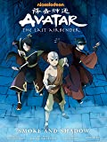Avatar The Last Airbender--Smoke And Shadow Library Edition