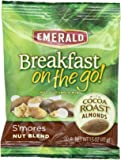 Emerald breakfast On The Go S'mores Nut Blend, 1.5-Ounce (Pack of 24)