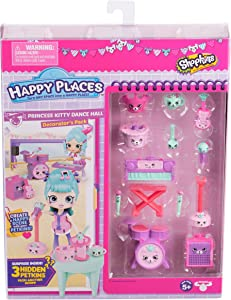 Shopkins Happy Places Season 3 Decorator Pack - Prom Night Dance