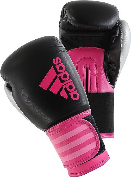 adidas Hybrid 100 - Guantes de boxeo, mujer: Amazon.es: Deportes y aire libre