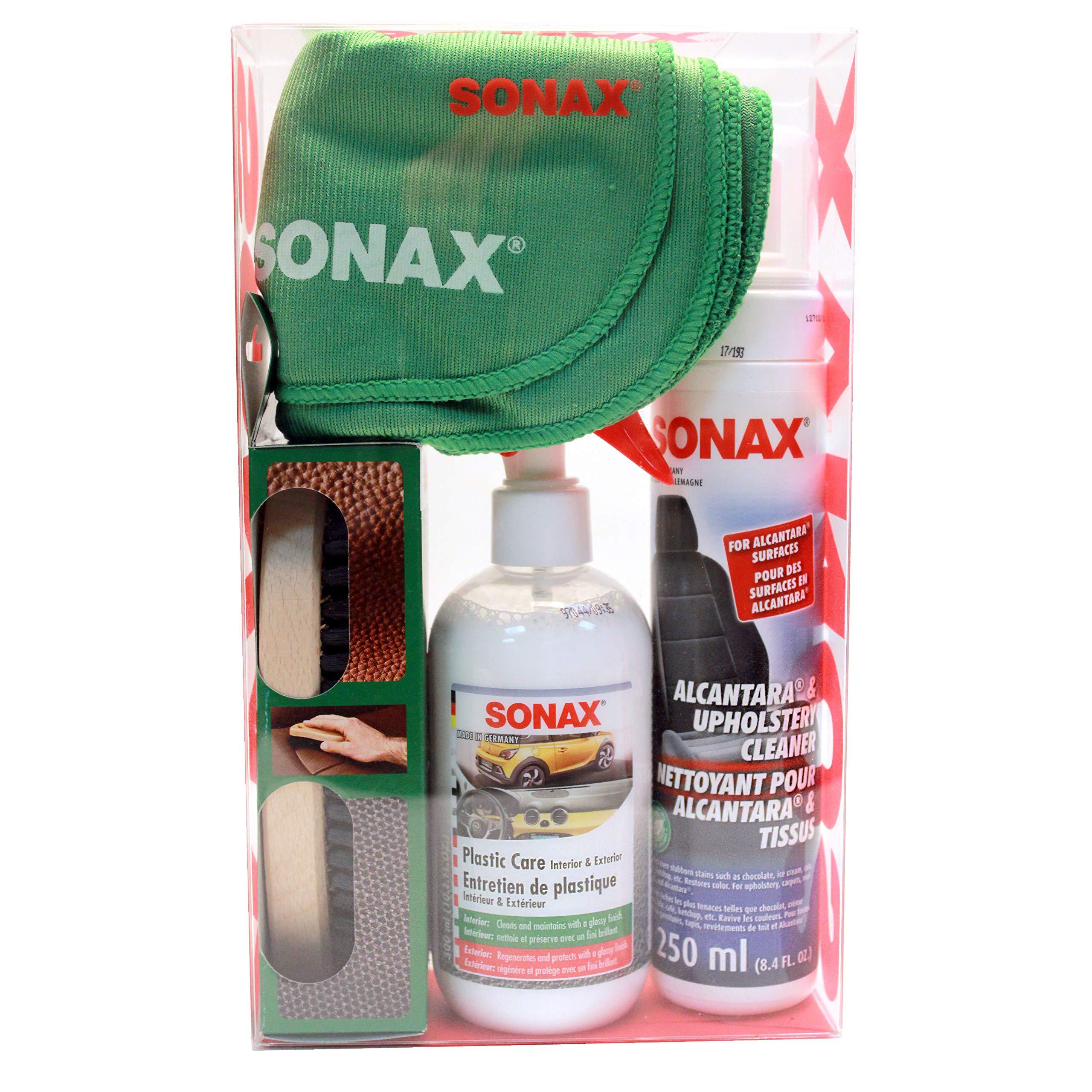 Sonax Premium Interior Care Kit