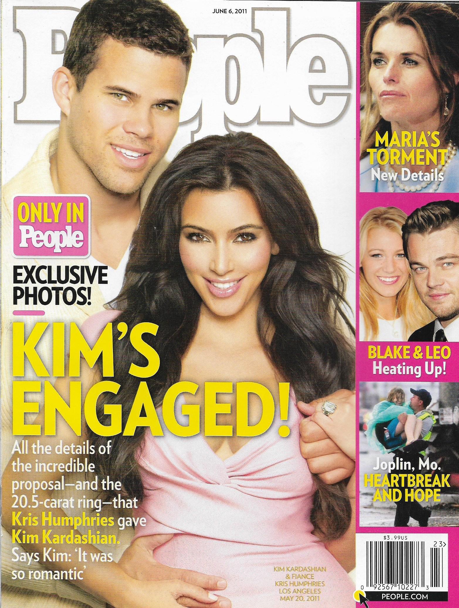 Kim Kardashian Kris Humphries L Joplin Missouri Tornado L