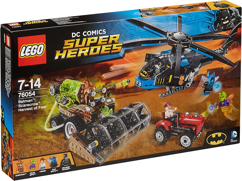 LEGO Super Heroes - Batman, cosecha del terror de Scarecrow (6137785) , Modelos/colores Surtidos, 1 Unidad