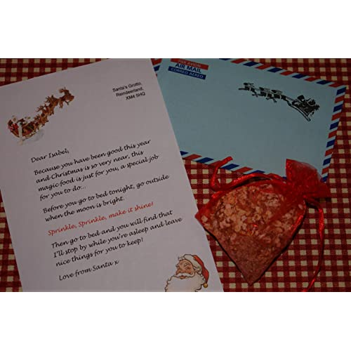 letters from santa amazon co uk