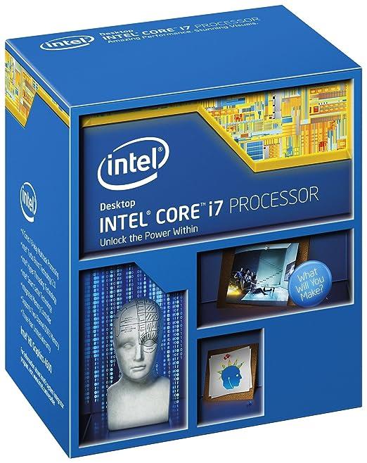79 opinioni per Intel 2011 i7-5820K Ci7 Box Processore da 3,30 Ghz