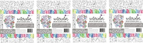 Prima Marketing Coloring Book Vol. 4 F ur Pa k