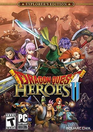 Dragon Quest Heroes II Explorers Edition - PC [Digital Code]