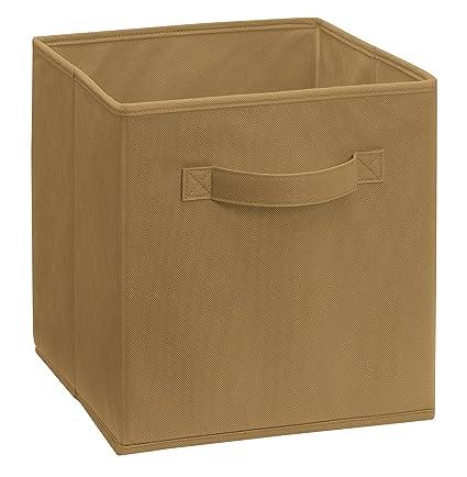 Delicieux ClosetMaid 5785 Cubeicals Fabric Drawer, Mocha