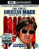 American Made (4KUHD + BD + Digital download) [Blu-ray] [2017]