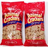 Stauffer's Animal Crackers Original 11 oz bag (2 bags 22 oz total)