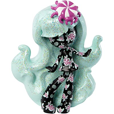 Monster High Vinyl Twyla Figure (Chase Variant): Toys & Games
